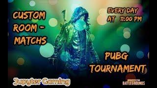 PUBG Mobile Tournament Live Stream | Jupyter Gaming