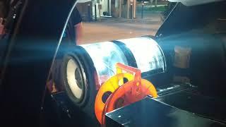 Single sub dual radiator design BOOM BABY 😍