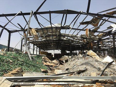 Coalition Airstrikes on Factories Heighten Crisis in Yemen