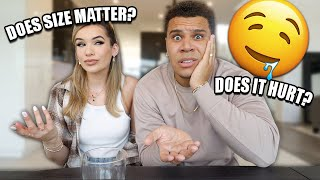 Asking a GIRL questions GUYS are too afraid to ask...