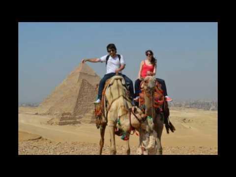 Viajes de año nuevo en El Cairo