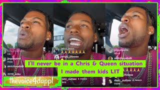 CJ SO COOL  TELLS ALL The Secrets about Royalty 😳😳☕️
