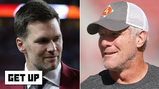 Brett Favre says Tom Brady is as good as he's ever been | Get Up