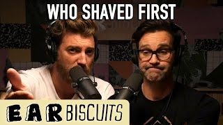 Who Was the First Person to Shave?