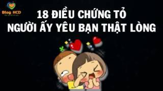 18 Điều chứng tỏ người ấy yêu bạn thật lòng! Con trai bảo sai đi...| Blog HCD ✔