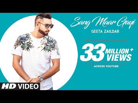 Sang Maar Gayi: Geeta Zaildar (Full Song) Jassi X