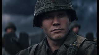 "Call of Duty: WWII - Meet the Squad: ""Red"" Daniels"