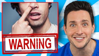 The Truth About Picking Your Nose | Responding To Comments #17