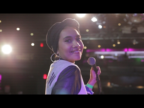 Yuna Spring 2016 U.S Tour Vlog #3 - New York
