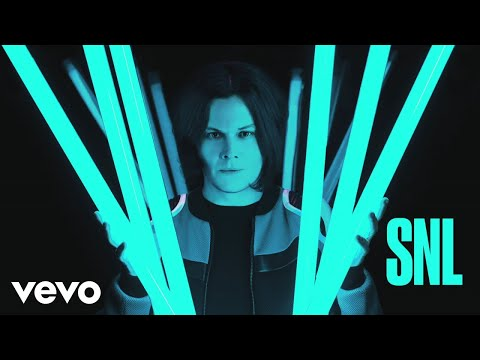 Jack White - Over and Over and Over (Live on SNL)