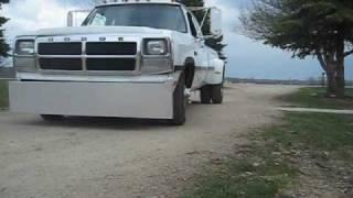1993 dodge ram 3500 first generation cummins diesel