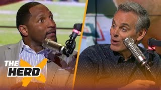 Ray Lewis talks 2018 NFL offseason: Dez, Johnny Manziel, Odell Beckham Jr. and more | THE HERD