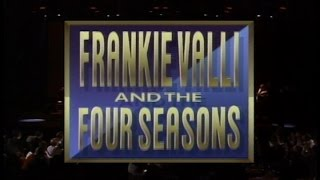 Frankie Valli & The Four Seasons - '92 Live in Concert, Atlantic City