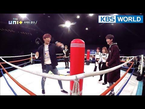 Kanto & Hee Do's Epic Battle [The Unit/2018.01.18]