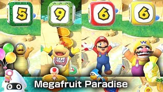 Super Mario Party Megafruit Paradise 20 Turns #3
