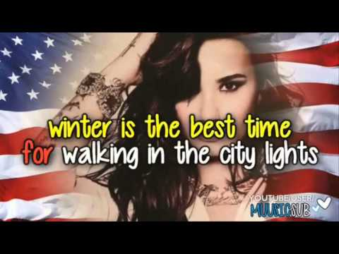 Baixar Demi Lovato   Made in the usa - Karaoke