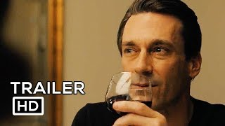 AARDVARK Official Trailer (2018) Jon Hamm, Jenny Slate Drama Movie HD