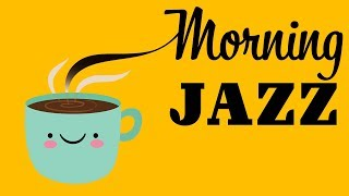 🔴 Morning Jazz & Bossa Nova For Work & Study - Lounge Jazz Radio - Live Stream 24/7