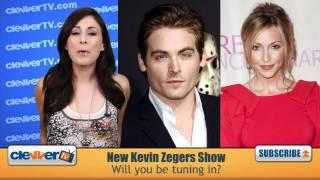 'Gossip Girl's' Kevin Zegers & Katie Cassidy To Star In New Series 'Georgetown'