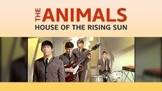 Animals – House of the Rising Sun (guitar fingerstyle)