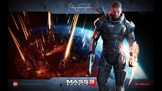 Mass Effect 3 - Full Game Walkthrough Part 1 - No Commentary