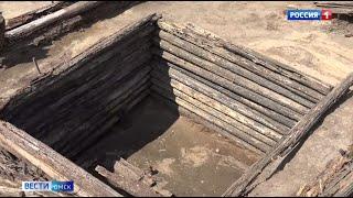 В Омской области идут раскопки Тарского острога