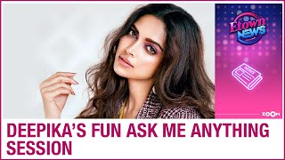 Deepika Padukone reveals her favourite character..