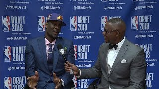 No. 1 pick Deandre Ayton says he's 'ready to get the work started'