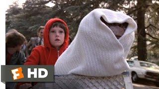 Ride in the Sky - E.T.: The Extra-Terrestrial (9/10) Movie CLIP (1982) HD