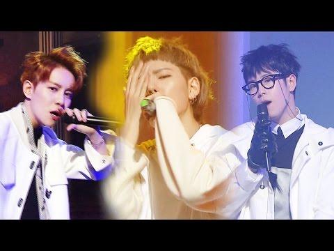 《EMOTIONAL》 Block B(블락비) - Toy @인기가요 Inkigayo 20160424