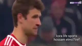 ملخص واهداف بايرن ميونخ أمام بيشكتاش 5/0 دوري أبطال أوروبا     -