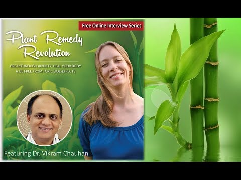 What is Ayurveda - Radio interview of Dr. Vikram Chauhan by Ms. Shauna Wall from CA