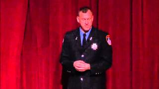 Ordinary People, Extraordinary Heroes | Timothy Brown | TEDxNorthernIllinoisUniversity