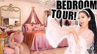 MY VERY #EXTRA BEDROOM TOUR!