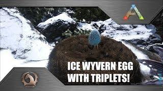 ICE WYVERN EGG HATCHING! :: ARK: Ragnarok Evolved :: Ep 8 - Music Videos