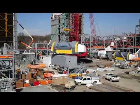 Heavy haul: Panda Stonewall Energy Center component part transportation
