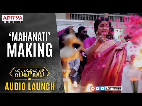 Mahanati-MAKING