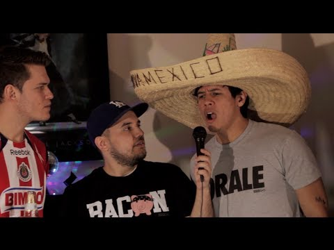 Types Of Mexicans - The Try Hard (Part 2) - Smashpipe Comedy