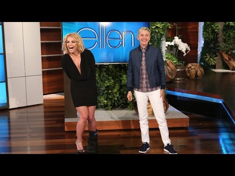 Britney's Big Surprise