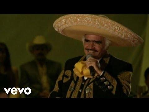 Vicente Fernández - Por un Amor (En Vivo)