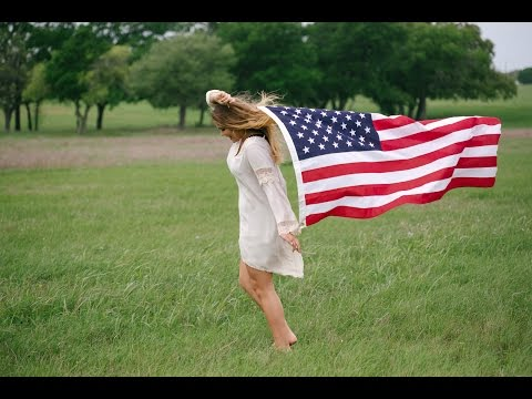 Abby Anderson - July 4th - Star Spangled Banner Song