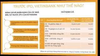 Slide thuyết trình - IPO Ngân hàng VietinBank (0994536469)