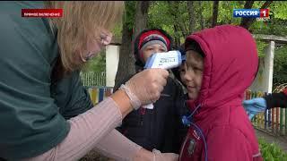 В Омске открылись детские сады при соблюдении особых правил безопасности