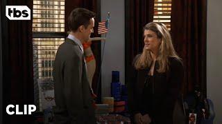 Friends: Chandler Dates Rachel's Boss (Season 3 Clip) | TBS