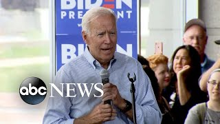 Biden not apologizing amid segregationist backlash