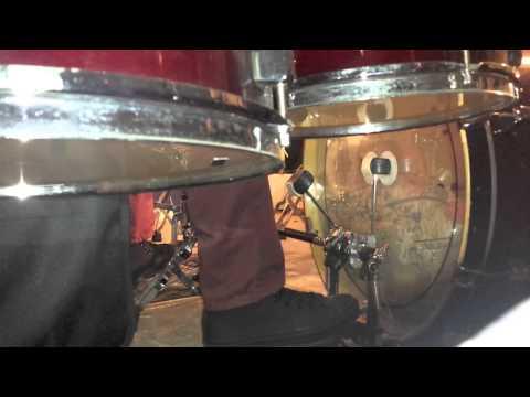 La Fievre Looka- Infiel drum cover