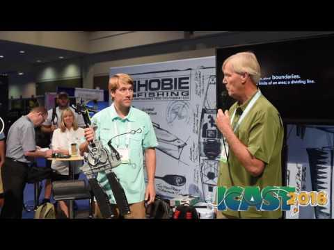 ICAST 2016 - Hobie Kayak has Reverse