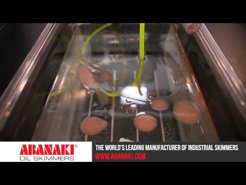 Abanaki Oil Skimmers at MACH 2014
