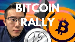 SELL ALTCOINS AND BUY BITCOIN? | BTC ETH BCH LTC Update + Price Prediction