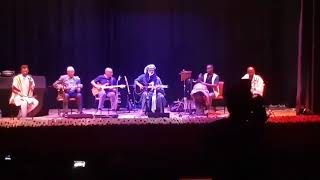 ANEWAL - Tamadrite Nackal live @Addis Ababa  featuring Girum Mezmur and the pan african pentatonic project